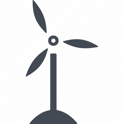 eco, ecology, environment, windmill icon