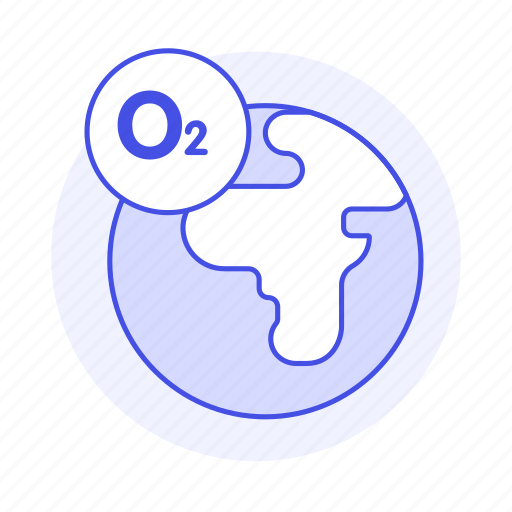 areas, earth, ecology, evironment, global, green, habitable, livable, nature, o2, oxygen, planet icon