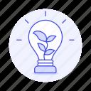bulb, eco, ecology, energy, environmental, friendly, light, power, renewable, sustain, sustainable