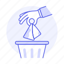 bin, can, dirty, ecology, hand, paper, recycle, recycling, throw, tissue, trash
