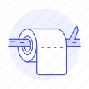 branch, ecology, natural, paper, product, toilet, tree icon
