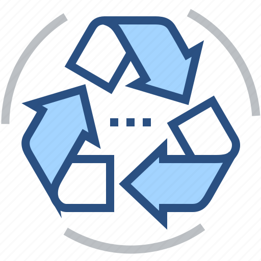arrows, convert, eco, ecology, recyclable, recycle, reusable icon