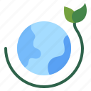 environment, sustainability, green, nature, ecology, plant, world icon