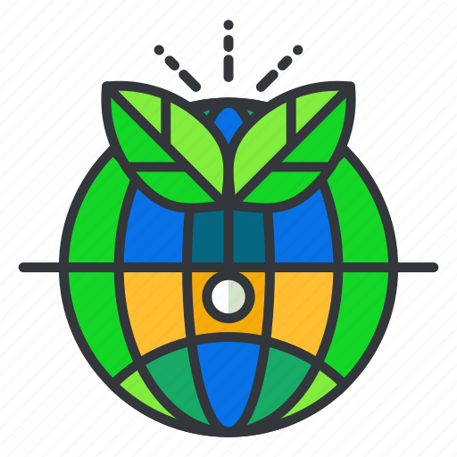 Earth, ecology, globe icon - Download on Iconfinder