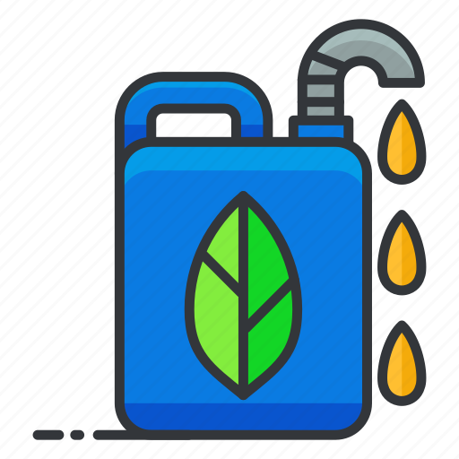 Ecology, fuel, green icon - Download on Iconfinder