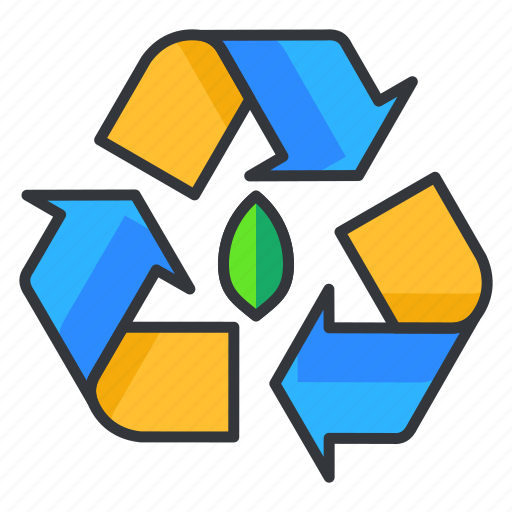 Ecology, recycle, reuse icon - Download on Iconfinder
