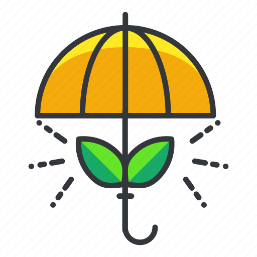 Ecology, protection, umbrella icon - Download on Iconfinder