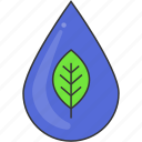 drop, eco, environment, green, leaf, nature, water