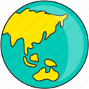 earth, environment, global, globe, world icon