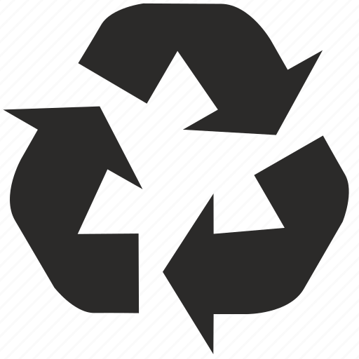 ecology, pack, package, recycle, trash icon
