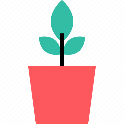 environment, leaves, nature, plant icon