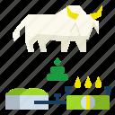 bio, biomass, energy, environment, industry icon