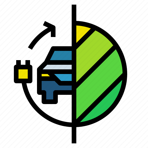 environment, less, life, nature, pollution icon