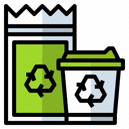 ecology, environmental, product, recycle, reuse icon