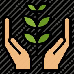 conserve, eco, ecology, environment, green icon