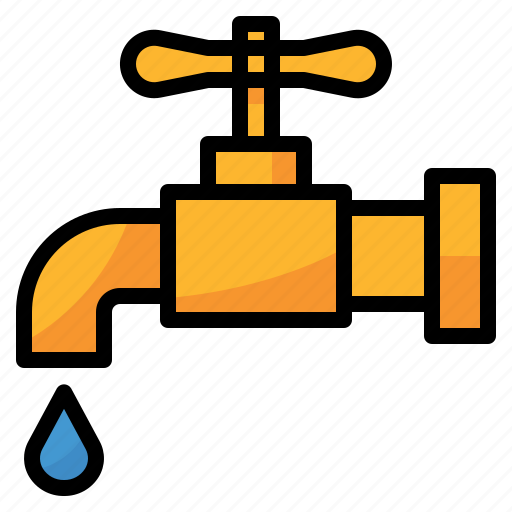 bath, house, room, supply, tab, water icon
