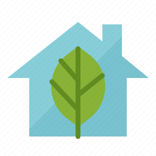 Eco, ecology, environment, green, house icon - Download on Iconfinder