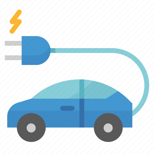 Car, eco, ecology, electric, green, vehicle icon - Download on Iconfinder