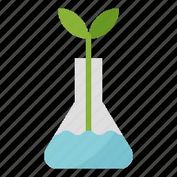 eco, ecology, environment, experimental, green icon