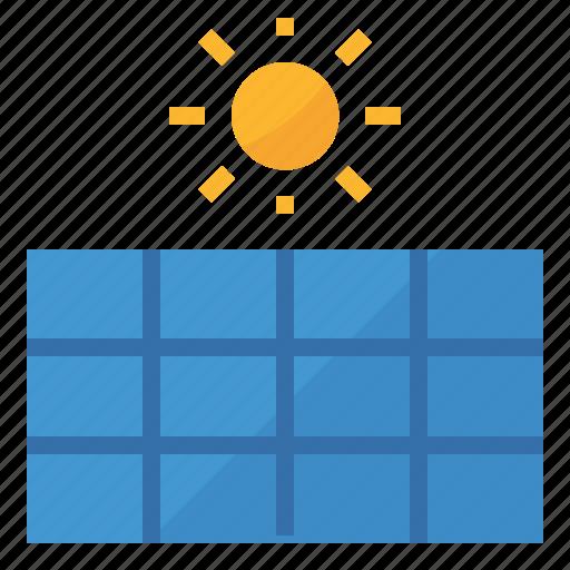 cell, eco, energy, environment, green, solar icon