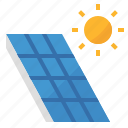 cell, clean, energy, green, power, solar icon