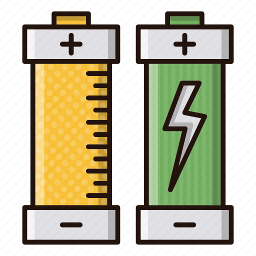 battery, ecology, energy, environment, nature icon