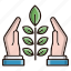 eco, ecology, environment, friendly, nature, protection icon