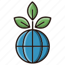 environment, world, global, ecology, nature icon