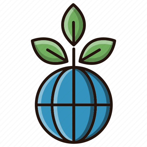Ecology, environment, global, nature, world icon - Download on Iconfinder
