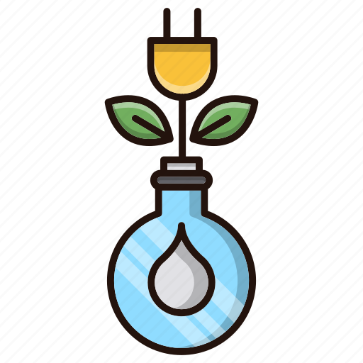 ecology, energy, environment, green, growth, nature icon