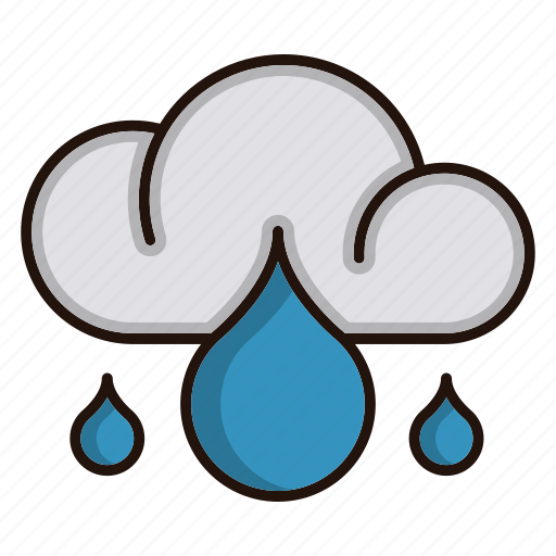 Ecology, environment, nature, rainy, weather icon - Download on Iconfinder