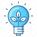 bulb, ecology, green, idea, think