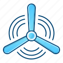 clean, ecology, energy, power, windmill icon