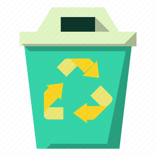 Bin, ecology, garbage, recycle, trash icon - Download on Iconfinder