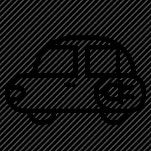 car, ecology, environment, vehicle icon