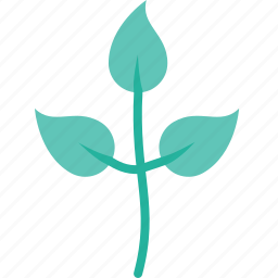 ecology, environment, leaf, nature, plant icon