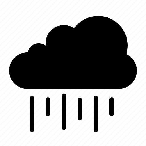 cloud, ecology, environment, rain, season, weather icon