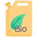 bio, ecology, energy, environment, fuel, oil, vehicle icon
