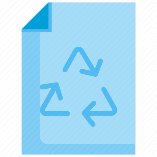 clean, craft, environment, paper, recycle, renewable, texture icon