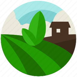 agriculture, ecology, environment, farm, nature icon