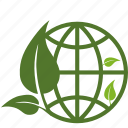 bio, earth, eco, ecology, environment, globe, planet icon