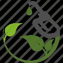 bio, eco, ecology, fuel, green, nature, nozzle, pipe, plant, pump