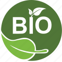 bio, eco, ecology, green, label, nature, plant, product