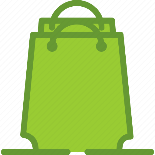 bag, renewable icon