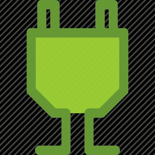 ecology, electricity, energy, renewable icon