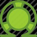 ecology, ecosystem, energy, power icon