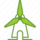 air, energy, nature, windmill icon