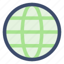 earth, globe, planet