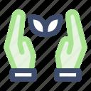 environment, leaf, save plant