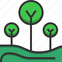 eco, energy, environment, forest, garden, nature, tree icon
